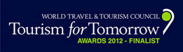 tourism for tomorrow finalist