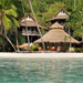 Deluxe Villa Kalanme is located on the secluded South Beach